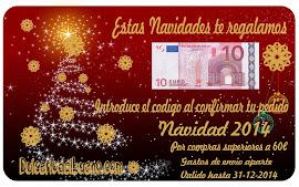 Estas Navidades te regalamos 10€