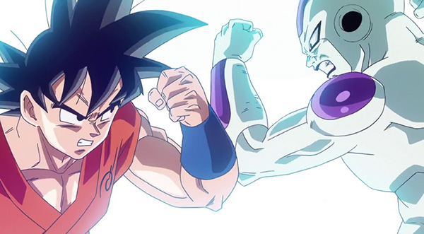 Dragon Ball Z: Resurrection F (2015) Movie - Sinopsis