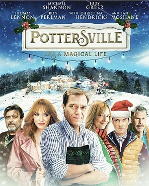 Filme Pottersville - Quanto Mais Selvagem Melhor 2017 Torrent