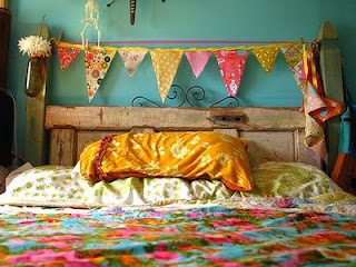 Decoraci n e ideas para mi hogar decoraci n de for Cuartos hippies