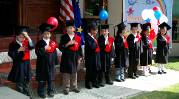 ... DE GRADUACIÓN EN EL AMERICAN INTERNATIONAL SCHOOL OF BOLIVIA