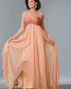 Vestido de fiesta moldes