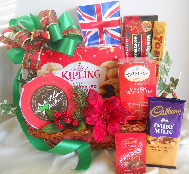 Boston gift baskets - Christmas gift baskets