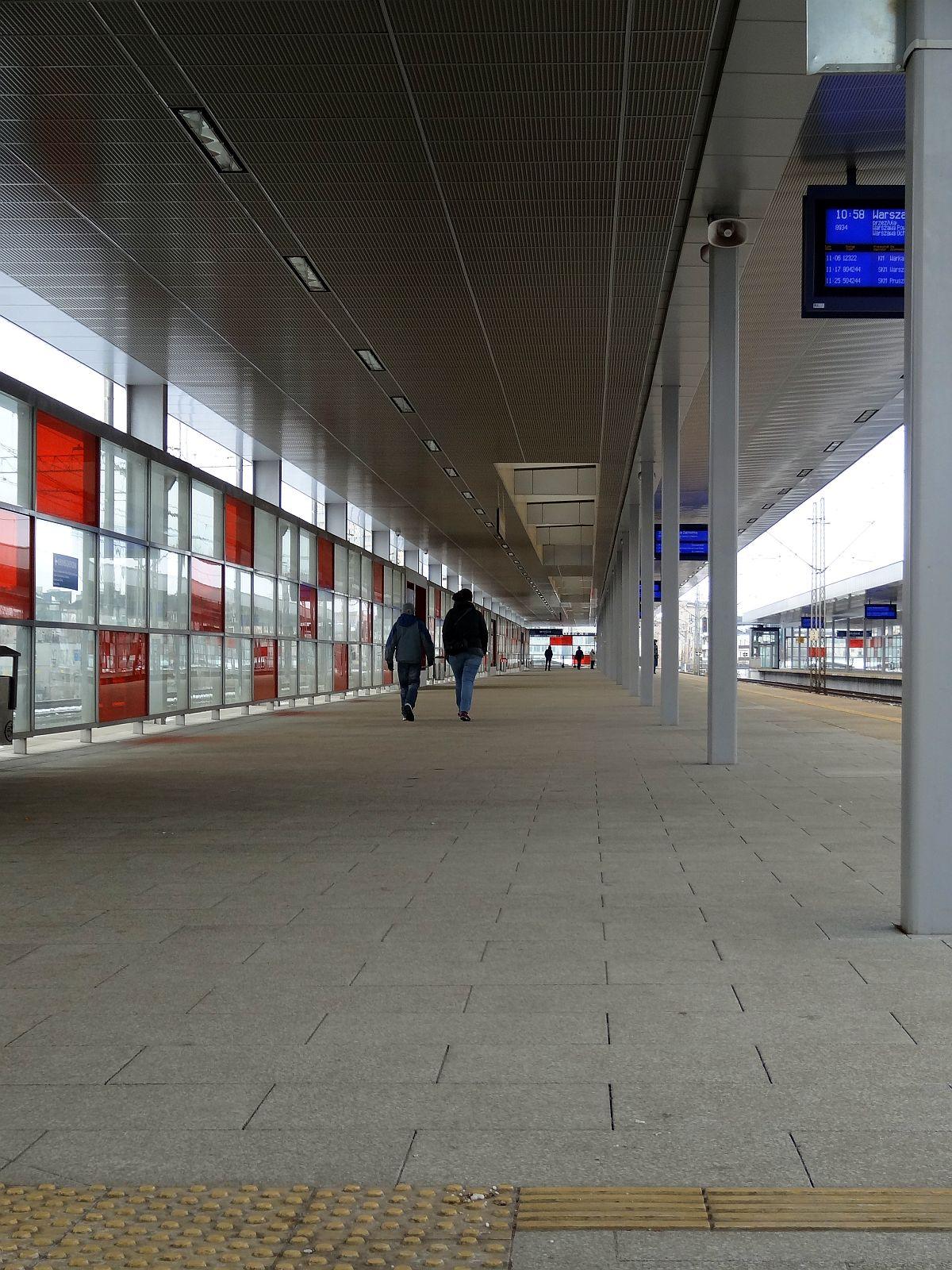 Przystanek PKP Warszawa Stadion