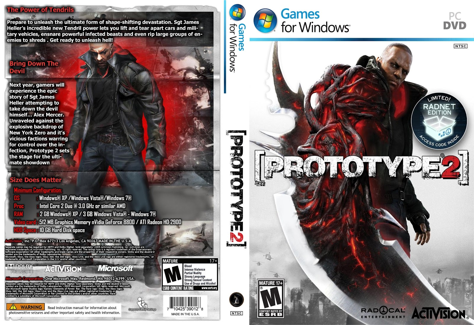 Sex mod for prototype 2 nude streaming