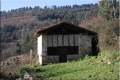 San Bartolome baseliza / Lejartza