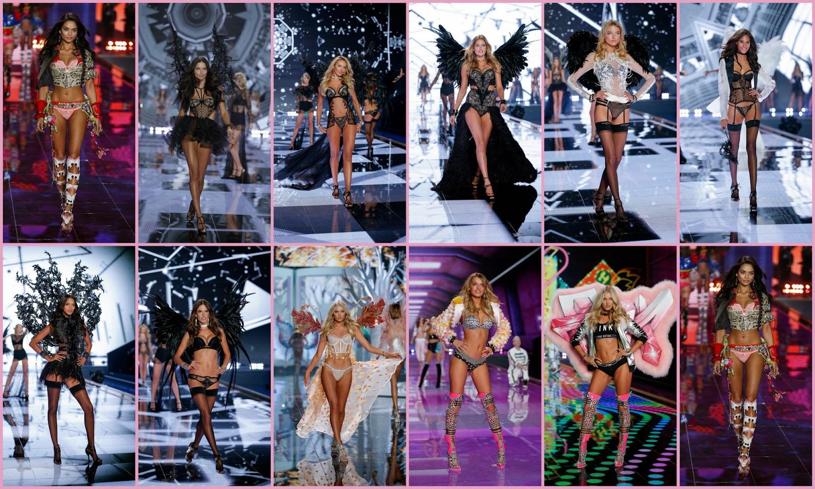 Victoria's Secret: ¿Cuál Será tu Angel Favorita de la Noche?