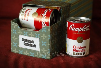 Evansville Bargain Shopping Mom Homemade Soup Can