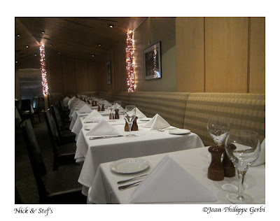 Image of Nick and Stef's steakhouse in NYC, New York