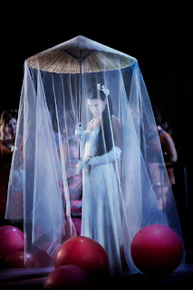 Asmik Grigorian - Madama Butterfly at the Royal Swedish Opera -  photo Markus Gårder
