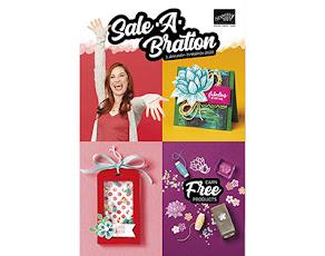 Sale A Bration folder