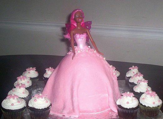 Decoration Of Barbie Cake : Barbie Birthday Cake Barbie Birthday Cake Ideas Barbie ...