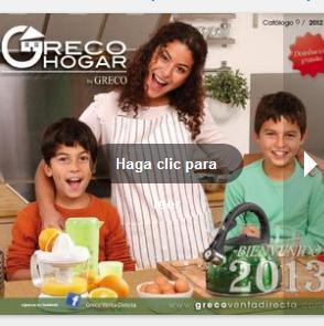 greco hogar C-9 2012