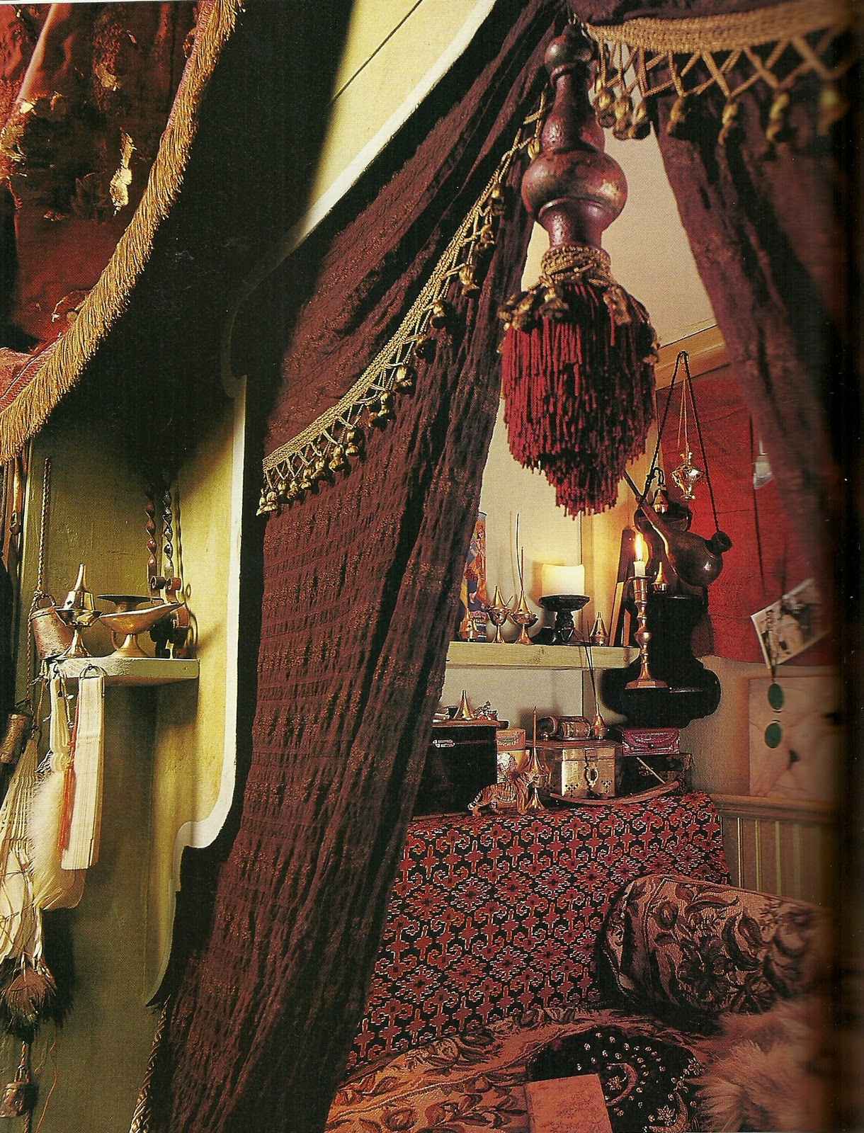 Gypsy Decor Bedroom Bohemian Apartment Ideas Ann Greely Interiors And Antiques