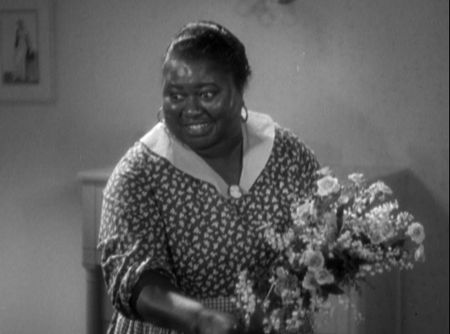 Screen cap of the lovely Hattie McDaniel