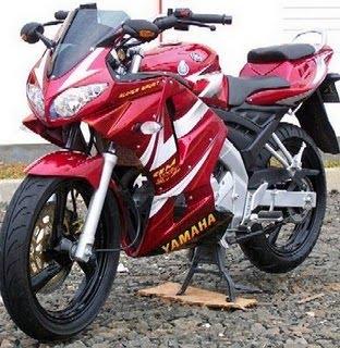 Modif Motor Yamaha Vixon