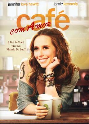 Café Com Amor - DVDRip Dual Áudio