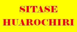 SITASE HUAROCHIRI