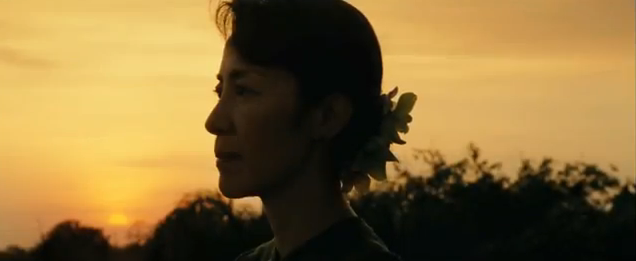 The Lady 2012 film about Aung San Suu Kyi Michelle Yeoh