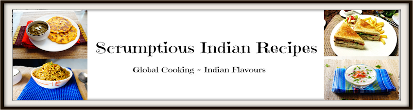 Scrumptious Indian Recipes
