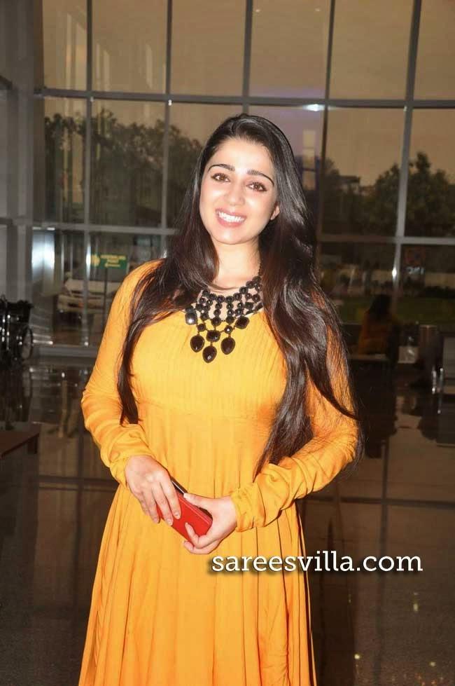 Charmi Kaur at Hyderabad Paws Magazine Launch