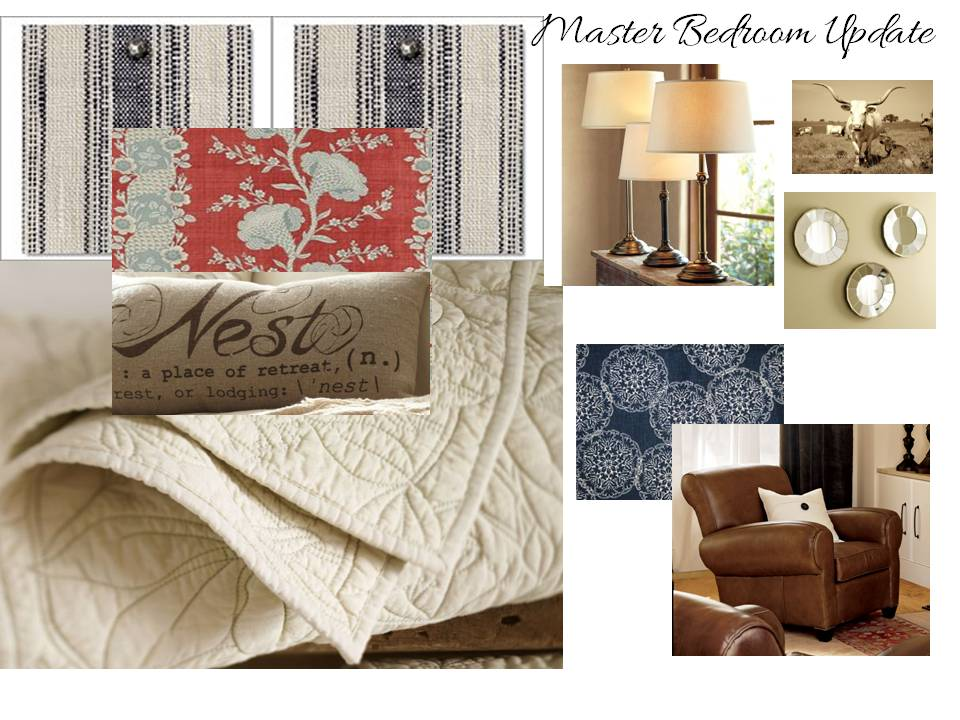 Quilt Ideas For Master Bedroom : Changing My Mind {Master Bedroom} - Lilacs and LonghornsLilacs and Longhorns
