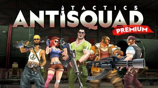 تحميل لعبة AntiSquad Tactic الأيفون و الأندرويد