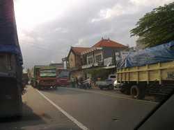 Denpasar-Gilimanuk highway, Bali