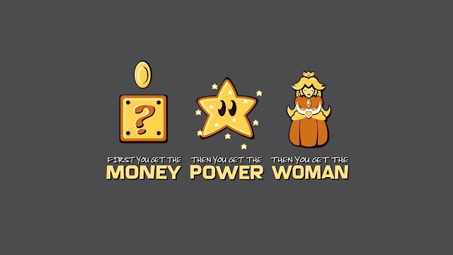 Money Power and Woman