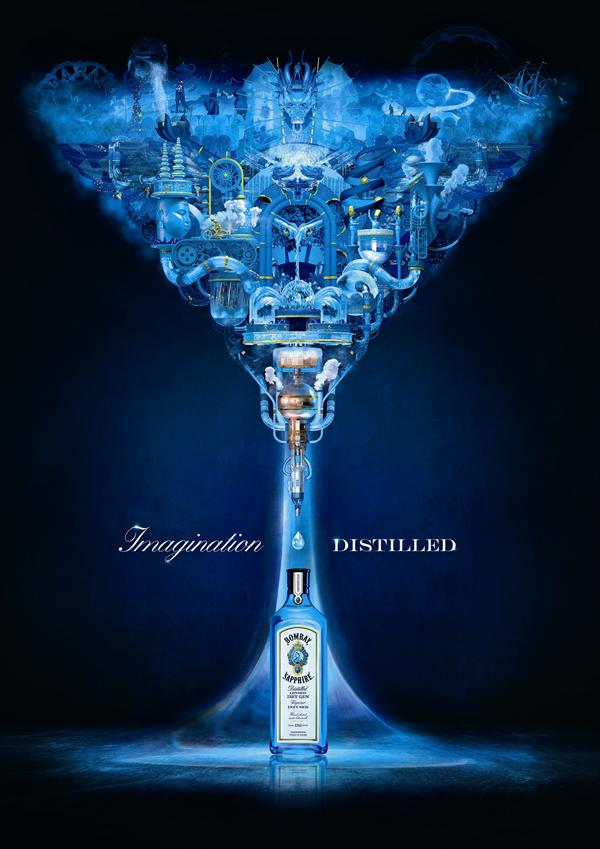 Bombay Sapphire Imagination Series: Film Competition Imagination Distilled