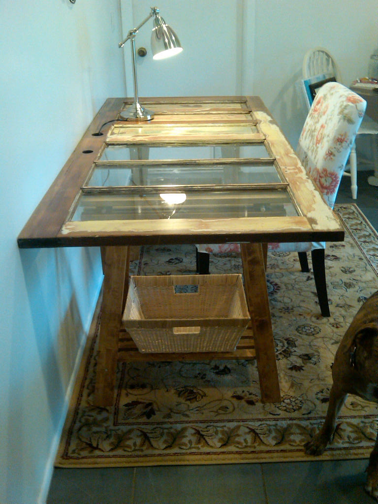 furniture made out of doors. Contemporary Furniture Check Out This Awesome Desk That My Husband And I Made Of A Salvaged  Door Some Sawhorse Legs For Furniture Made Out Of Doors
