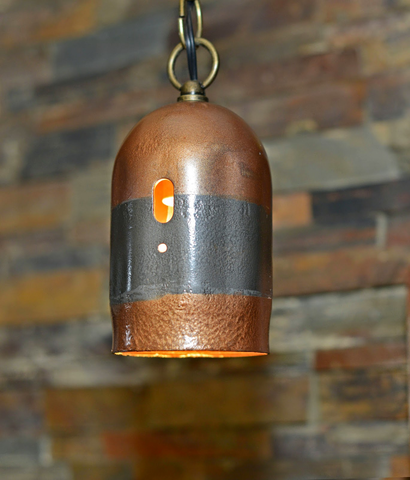 nautical pendant lamp