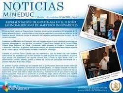 eDUC nOtICIAS