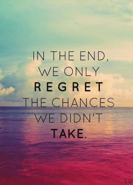 statement quote, regrets