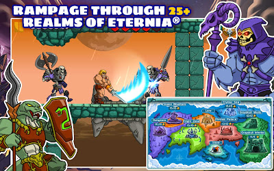 He-Man: The Most Powerful Game apk