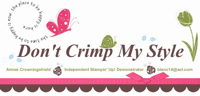 Don't Crimp My Style