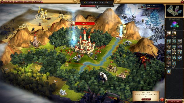 Sorcerer King PC Games Gameplay