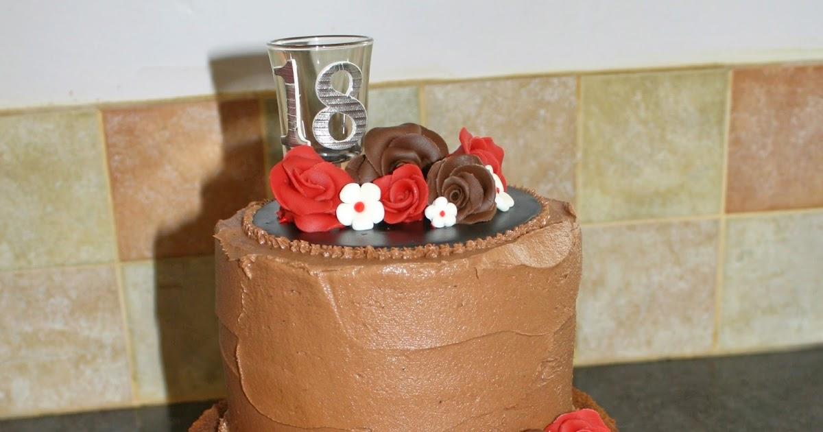 Bero Chocolate Fudge Cake