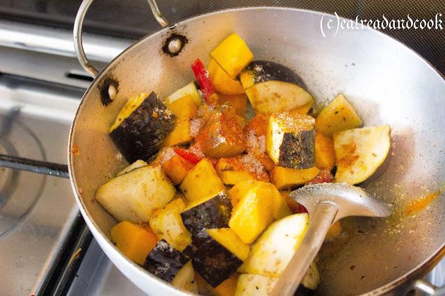 bengali chorchori mach diye recipe