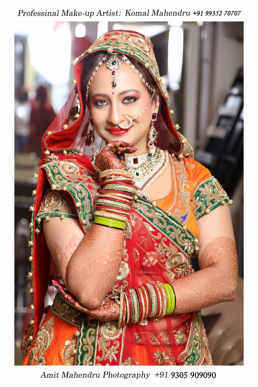 Komal mahendru s professional makeup lucknow india bridal makeup - Professional Makeup Artist In Lucknow