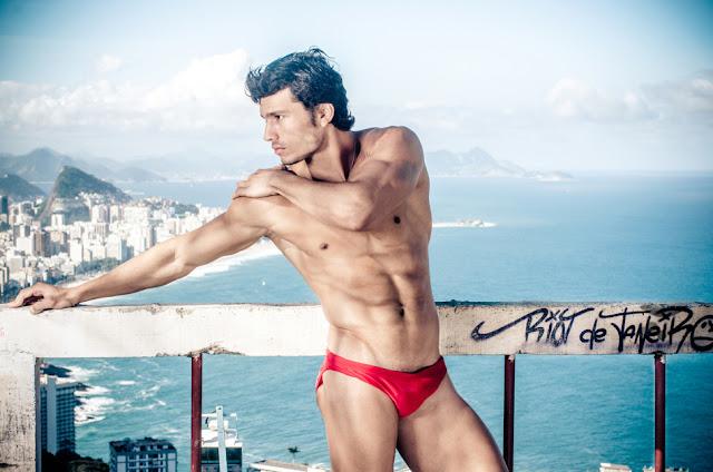 Maikel Castro by Leo Castro