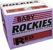 đá liếm rockies