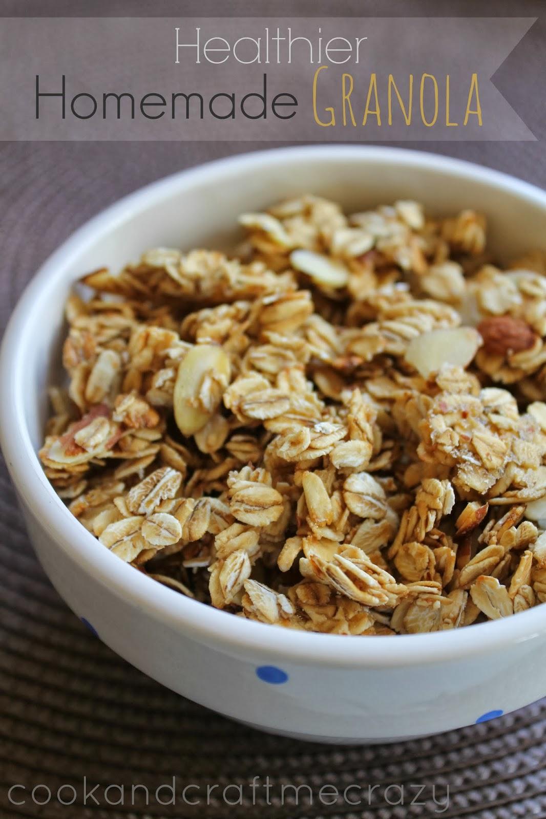 http://cookandcraftmecrazy.blogspot.com/2013/06/healthier-homemade-granola.html