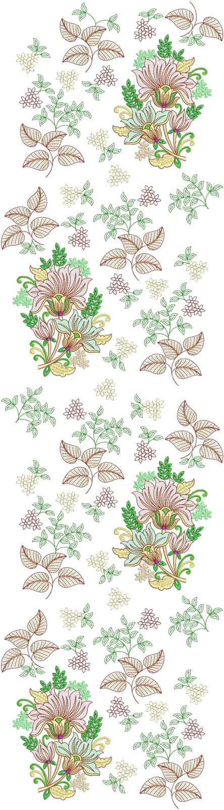 Embroidery designs 36 dress designs jall Fashion embroidery designs