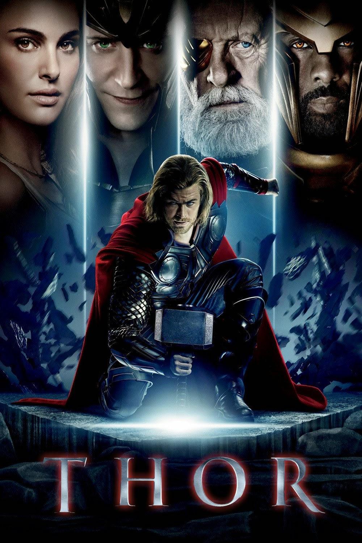 Thor (BRRip 1080p Dual Latino / Ingles) (2011)