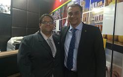 Carlos Rafael e Joel Moreira