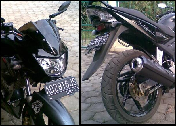Gambar Modifikasi Yamaha Force1