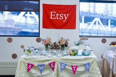 etsy dessert buffet, candy buffet