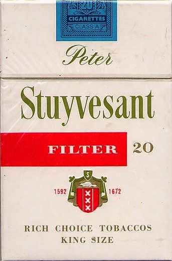Mild Seven cigarettes made in USA