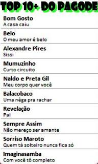 TOP 10+ DO PAGODE